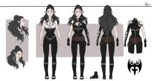 Character sheet - Nathyl by Yuri-ppe