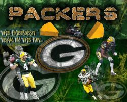 Green Bay Packers by John45672