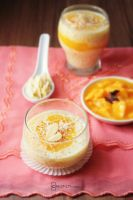 Coconut Mango Sago Pudding by sasQuat-ch
