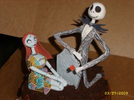 Jack and Sally by souljer
