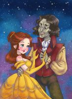 Rumbelle by Chpi