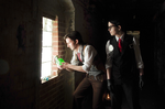 The Evil Within Cosplay - green gel by LadyofRohan87