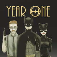 Batman: Year 1 by FieryStampede
