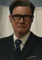 Kingsman - Manners Maketh Man by XxKuroshiroXx