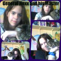 General Jinxx and His Master by Born-Alive