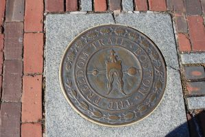 Freedom Trail 1 by Hjoranna