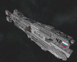BBK-4 dreadnought by KAPbl4
