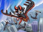 Shadow and the Black Hawks by NetRaptor