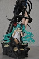 Figurine - BRS + Miku the world is mine by Yukinoo