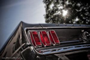 69 Mustang Rearlight by AmericanMuscle