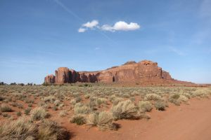 Desert - Monument Valley, view 10 by elodie50a