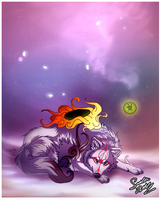 Support me by TheMysticWolf