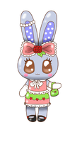 Cute Bunny Adopt -Open- by ForeverFluffyAdopts