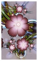Pastel Flowers by roup14