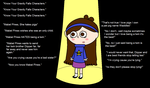 Know Your Stars Gf Parody: Mable Pines by ABtheButterfly