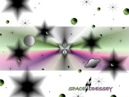 space odessey by Unshakble