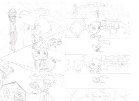 PPG Ai: Pages 30 and 31 (Preview) by kuku88