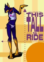 Dawndra - This Tall to Ride by xazy