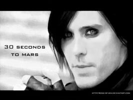 30 Seconds To Mars by Rose-Of-Sin