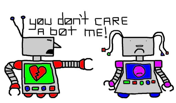 YOU DON'T CARE A BOT ME by Jflavel