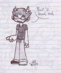 Sollux by uhnevermind