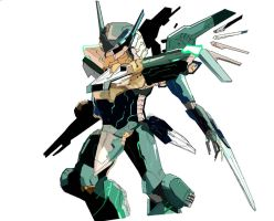 Zone of the enders The 2nd Runner JEHUTY by kingfret