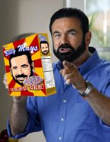 Billy Mays Pitches Some Cereal by HappyRussia