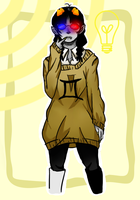 Fem Sollux by PickledCandyPants07