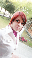 Dangerous Redhair by Vicky-Redfield