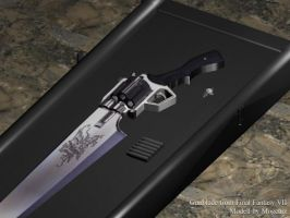 FFVIII Gunblade - First by mogcaiz