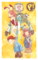 FLCL by bopx