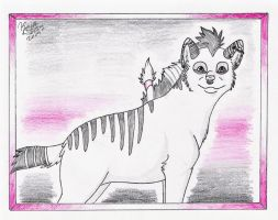 Animal Profiles - Xina Hyena by anime-fan-addict