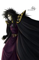 Hades SS by MCAshe