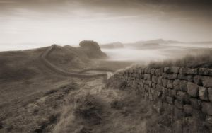 Hadrian's Wall 4 by welshdragon