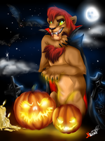 Happy Halloween ! by Diego32Tiger