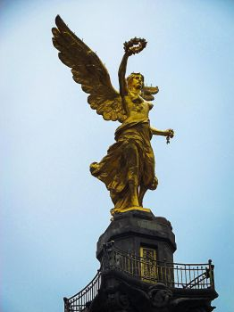 Angel of independence by J3010