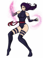 Psylocke by vindications
