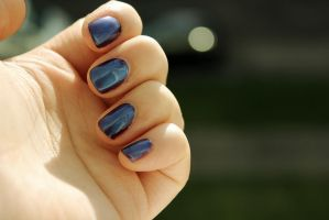 Actually, I wear the nail polish to.. by Janerd