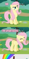 NO IM SPARTACUS by Trotsworth