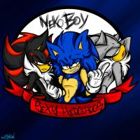 COMMISSION: Neko Boy Album by Mimy92Sonadow