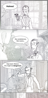 Deducing The Fourth Wall by Windmaedchen