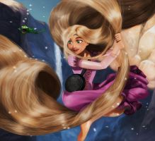 Rapunzel by MrRabLo
