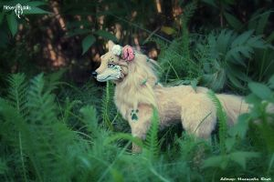 Forest wolf Tam by Flicker-Dolls