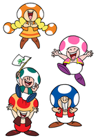 old toads by thweatted