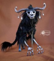 Reaper of Souls - Artdoll by Escaron