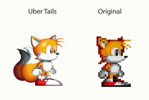 Tails HD by BrainboxMedia