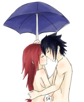 Sasuke x Karin by Darth-Crumb