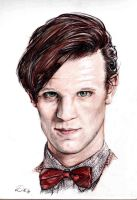 Matt Smith by ChocolatinaChip