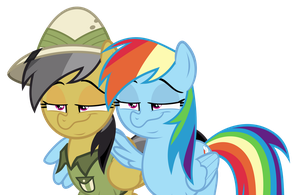 Like Two Peas In A Pod by Comeha