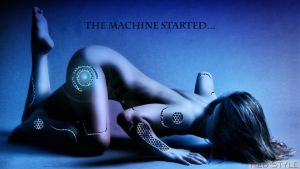 The machine started... by RedStyleOfficial